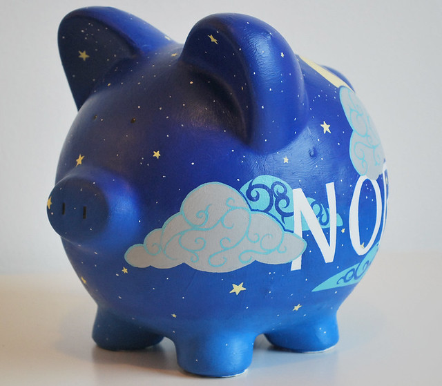 Starry Night pig 2