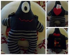 Mr. Monster Valentine