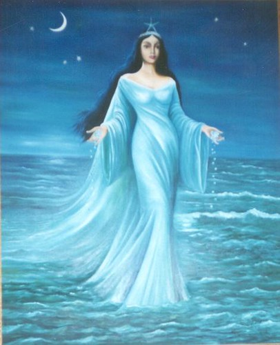 Salve a Rainha do Mar
