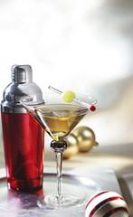 Maple Syrup Martini