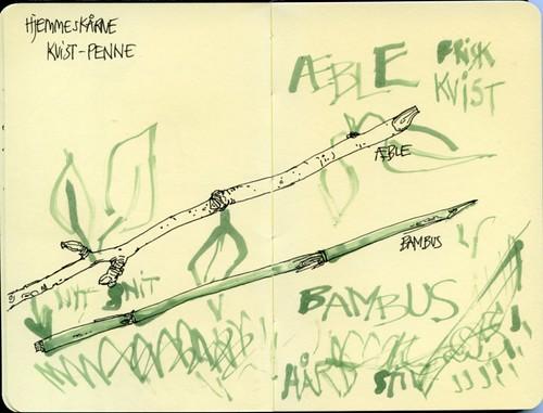 twig pens