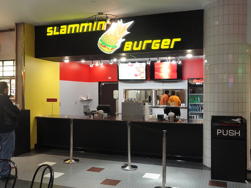 Slammin' Burger