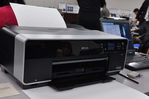 EPSON PX-5V Blogger Meeting_073