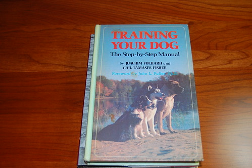 Training Your Dog - Volhard