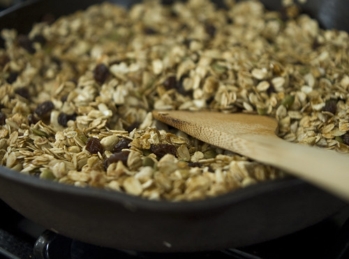 One Pan Granola