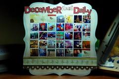 December (almost) Daily (Barefootstamper) Tags: scrapbook load load6