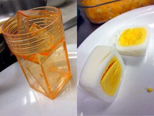 square egg press