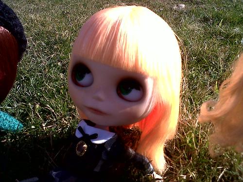 Wendy al solete