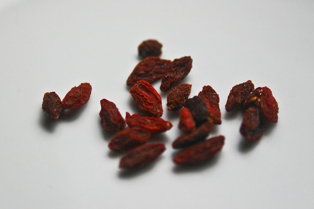 Goji Berry... by Yuri Hayashi, on Flickr