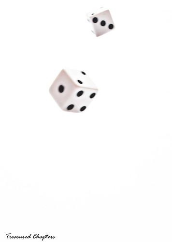 White - Dice 3