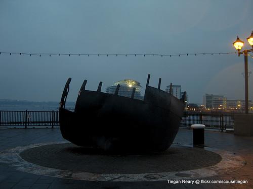 Cardiff Bay 09.02.2011