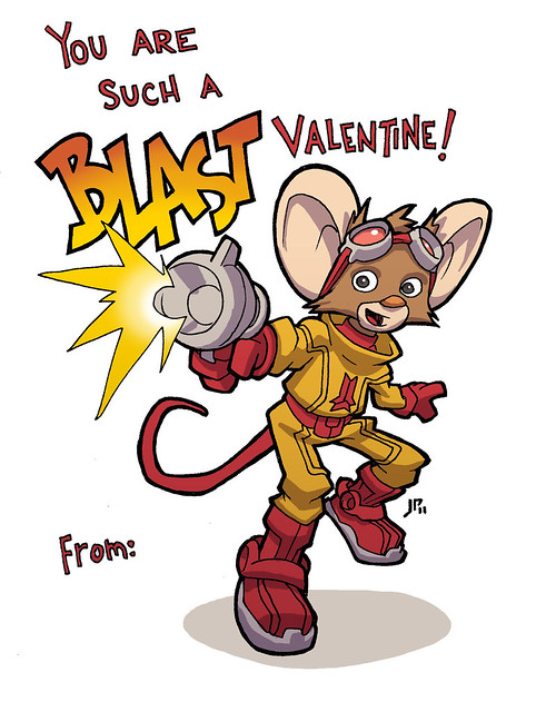 Missile Mouse Valentine 01