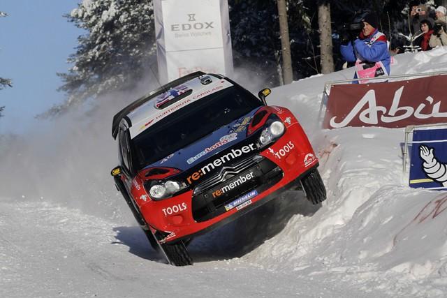 WRC Sweden - Day 1
