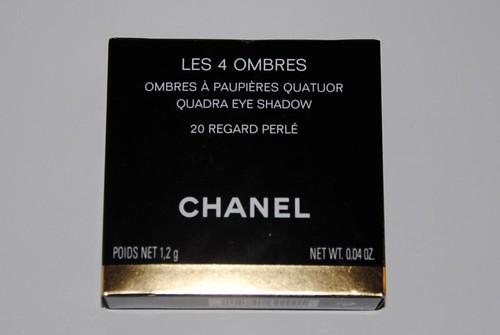 Chanel Les 4 Ombres 20 Regard Perle