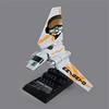 Vandalised Imperial Shuttle (Fredoichi) Tags: streetart toy star design shuttle imperial wars ftoys fredoichi nolegothistime stillitsmicroscale