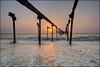 Alleppey Beach, Kerala (Souvik_Prometure) Tags: sunset india sunrise pier kerala hdr southindia munnar alleppey sigma1020mm alappuzha abigfave anawesomeshot nikond90 ultimateshot flickrdiamond souvikbhattacharya