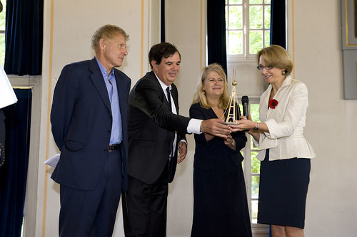 Prix du Rayonnement français 2010