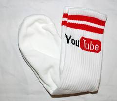 YouTube Socks