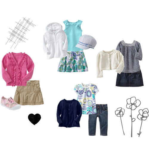 Baby/Little Girl -What to Wear