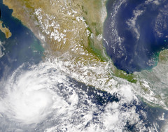 SeaWiFS Captures Image of Hurricane Aletta - by NASA Goddard Photo and Video