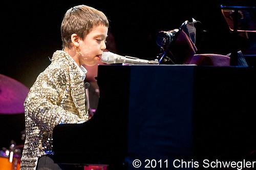 Ethan Bortnick - 02-18-11 - Royal Oak Music Theatre, Royal Oak, MI