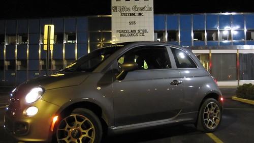 29 - 2012 FIAT 500 - Columbus, OH 43232