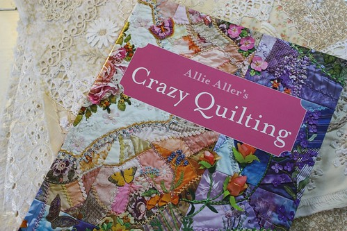 Allie Aller's Crazy Quilting Book