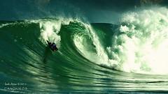 Wave tube II (saki_axat) Tags: surf waves surfing bizkaia bakio bodyboard puertoclassics