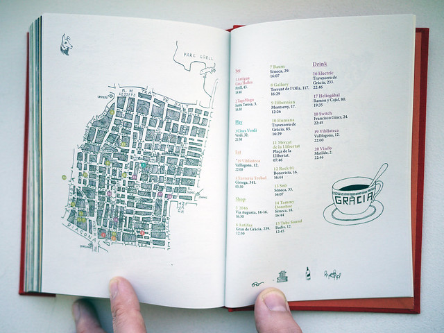 Le Cool: A Weird and Wonderful Guide to Barcelona