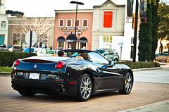 Ferrari California (texan photography) Tags: california spider italia texas houston 360 ferrari sl enzo gto bugatti lamborghini scuderia sv astonmartin veyron 430 f40 supersport f50 f60 599 458 lp640 worldcars lightroom3 lp560 lp670 lp570
