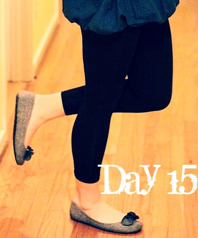 February Tights Challenge: Day 15