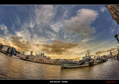 307/365 - HMS Belfast - London.@.1250x800 (Pawel Tomaszewicz) Tags: camera uk wallpaper england sky fish london eye colors beautiful thames architecture clouds photoshop canon river photography photo europe ship foto view angle image photos britain great wide picture wideangle battle belfast ps images x fisheye 1200 hd battleship fotografia 800 hdr fable hdri anglia hms aparat iphone pawel wojenny ipad londyn architektura chmury 3xp photomatix statek greatphotographers wyspa tamiza okrt wyspy 1200x800 fotografowie thamese polscy tomaszewicz paweltomaszewicz