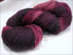 Skyline Hand-dyed yarn