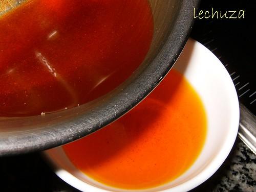 Empanada carne y queso-aceite limpio