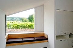Typical Corner Bay Window With Built In Seating