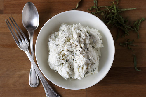 Lemon-Tarragon Goat Cheese Spread