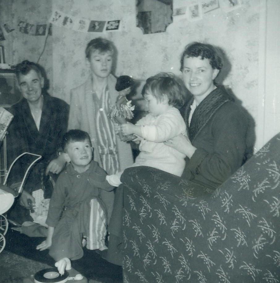 McCreath family 1962