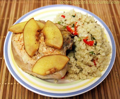 Chicken&Couscous