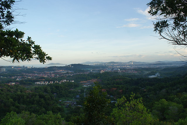 Sulaman and Sepanggar area
