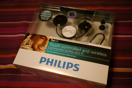 PHILIPS SHB7110