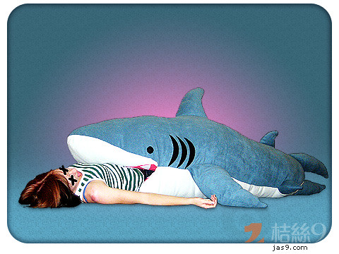 Shark-Sleeping-Bag-1
