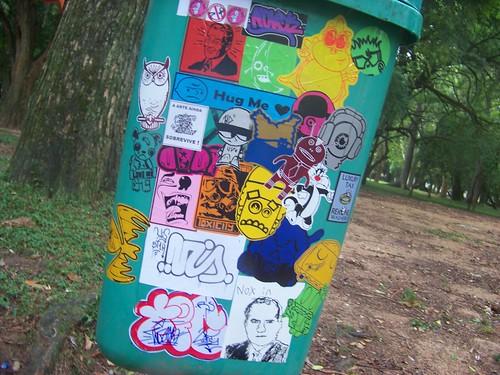 Parque da Redenção/Porto Alegre/RS Brasil (Macaco Prego)