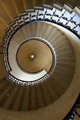 Spiral Stair: Worcester College (Curry15) Tags: explore oxford oxfordshire spiralstaircase spiralstairs universityofoxford worcestercollege 1736 worcesterstreet gradeilisted ox1