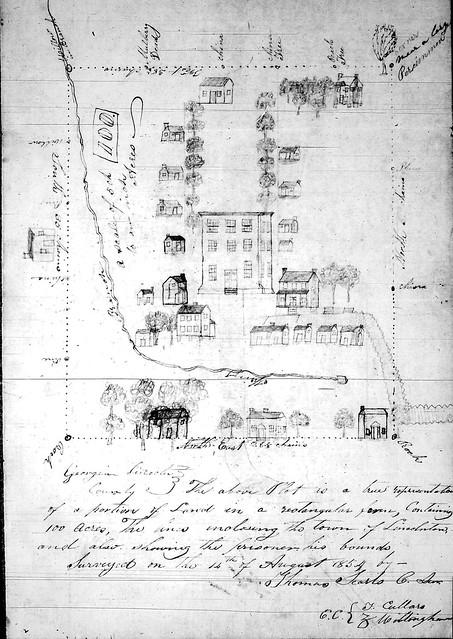 Lincolnton, Ga - 1854