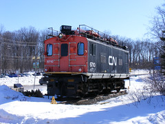 Deux-Montagnes (Sean_Marshall) Tags: cn montral qubec locomotive laurentides commutertrain canadiannational amt traindebanlieue deuxmontagnes canadiennational
