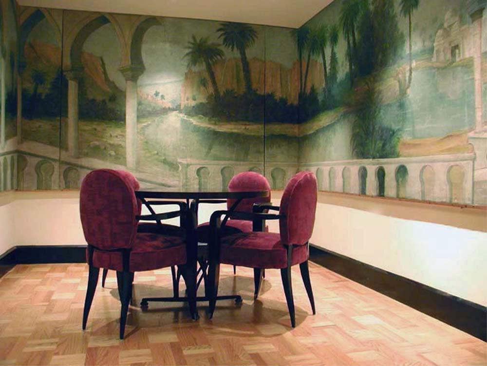 Art Studio Sergey Konstantinov.Classic Mural.