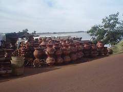 poterie de la ville de Mopti