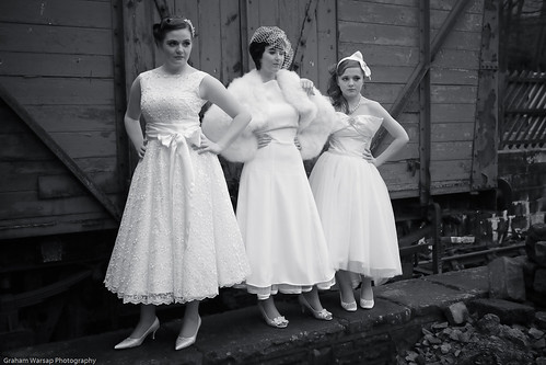 Vintage Wedding Dress Shoot-4074