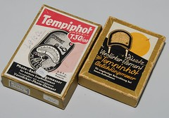 Tempiphot with booster cell, boxes (Lux4u2) Tags: metrawatt tempiphot selenium exposure meter lux4u2 exposuremeter lightmeter bakelite