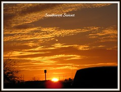 Sunset in Casa Grande, Arizona (Washigal57) Tags: wintersunsets